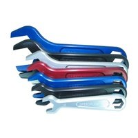 4 Pce ALLOY SPANNER SET -6 to -12