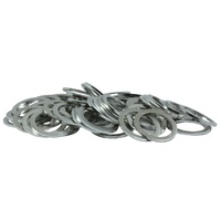 ALUMINIUM CRUSH WASHER